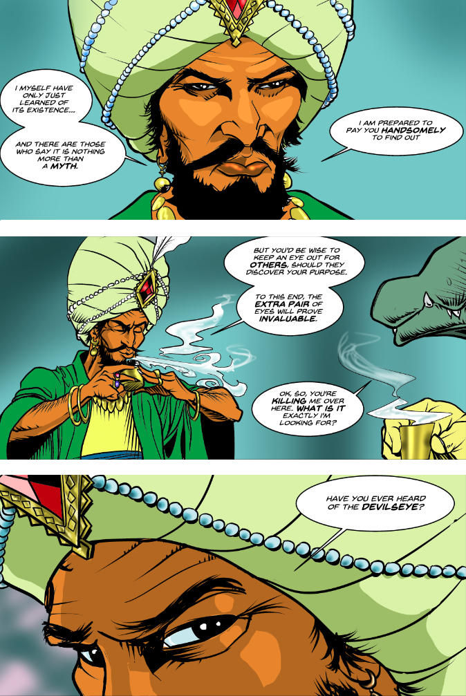 Prince of the Astral Kingdom Chapter 1 pg 66
