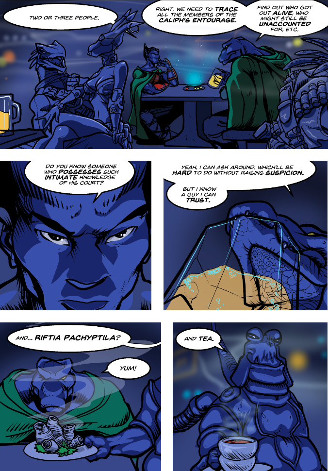 Prince of the Astral Kingdom chapter 2 pg 26